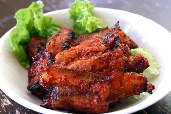 Свинина по-корейски – Dwaejibulgogi