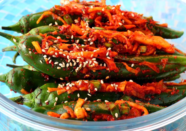 Кимчи из чили